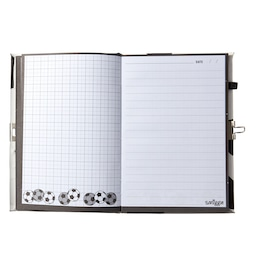 Goal A5 Lockable Notebook