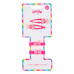Smile Bows Multi Hair Pack