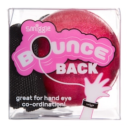 Metallic Bounce Back Ball