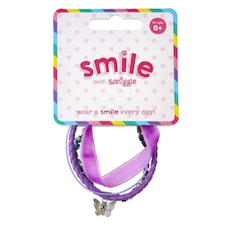 Smile Spirit Stack Bracelet