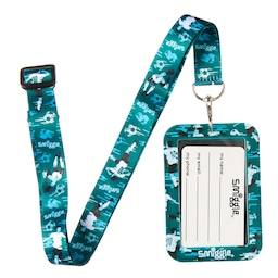 Good Vibes Scented Id Lanyard