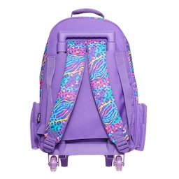 Explore Trolley Backpack With Light Up Wheels