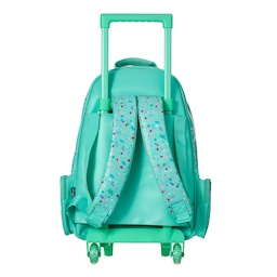 Believe Trolley Backpack With Light Up Wheels