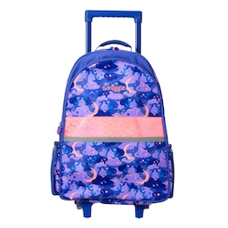 Seek Backpack Trolley With Light Up Wheels