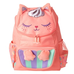 Grrr Purrr Character Junior Backpack