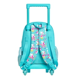 Whirl Junior Backpack Trolley With Light Up Wheels