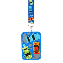 Whirl Bus Pass Id Scented Lanyard