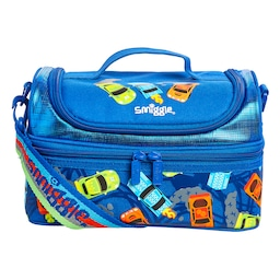Whirl Junior Double Decker Lunchbox With Strap