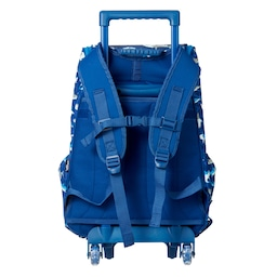 Flow Trolley Backpack With Light Up Wheels