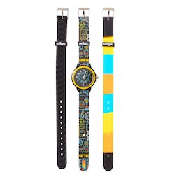 Far Away Interchangeable Strap Watch