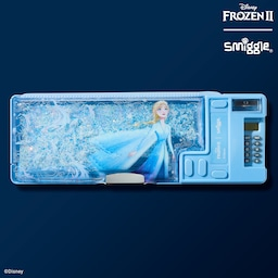 Disney's Frozen 2 Elsa Pop Out Pencil Case