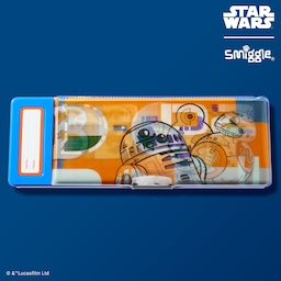 Star Wars The Resistance Pop Out Pencil Case