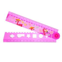 Lil' Crazy Fold Up Ruler