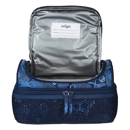 Mesh Double Decker Lunchbox