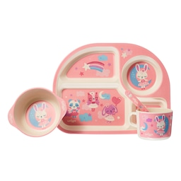Wink Teeny Tiny Four Piece Tableware Set