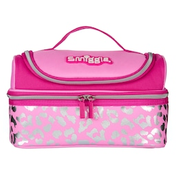 Block Double Decker Lunchbox