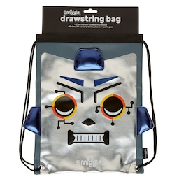 Cheer Character Drawstring Bag