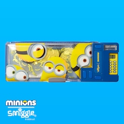 Minions Pop Out Pencil Case