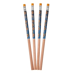 Scented Pencil Pack X4