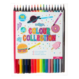 Colour Collection Pencil Pack X18