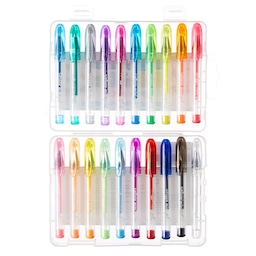 Scented Mini Gel Pens X20