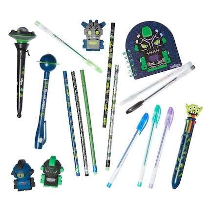 Unicorn Robo Writing Set