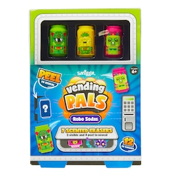Vending Pals Scented Erasers Pack