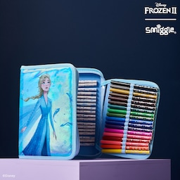 From The Movie Disney's Frozen 2 Elsa Stationery Kit