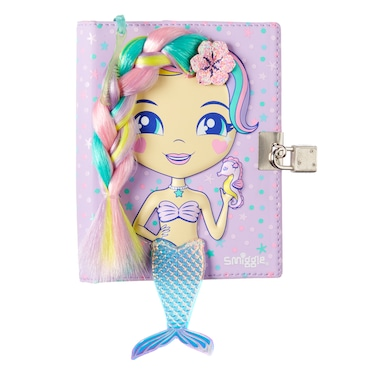 Wishes Dolly Small Lockable Notebook
