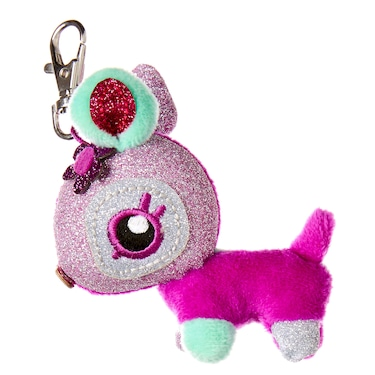 Scented Fluffy Character Keyring