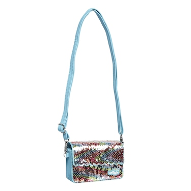 Sparkle Leila Strap Purse