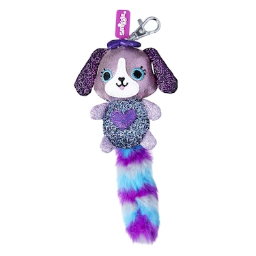 Sparkle Fluffy Scented Character Keyring