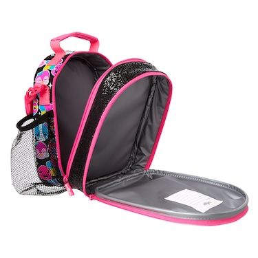Hits Curved Hardtop Lunch Box W/ Strap