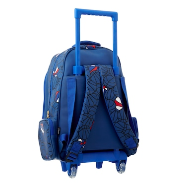 Bball Trolley Backpack With Light Up Wheels