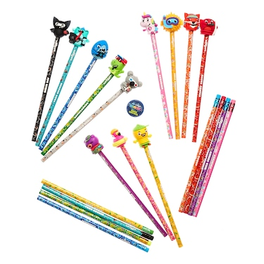 Lil' Scent Crazy Critters Scented Pencil Mega Pack X21
